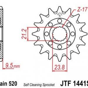JTF1441-SC