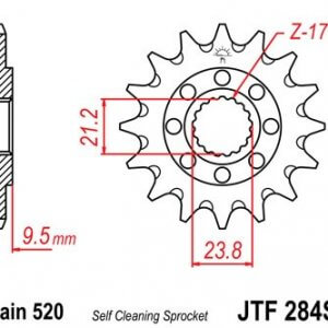 JTF284-SC