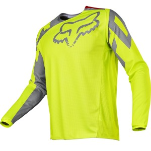 Fox 180 Race Yellow jersey