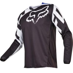 Fox 180 Race black jersey